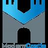 Modern Castle Logo